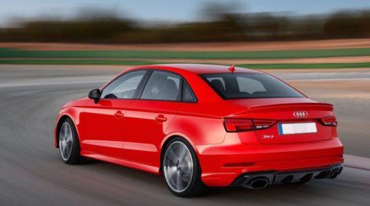 Audi S3 SB